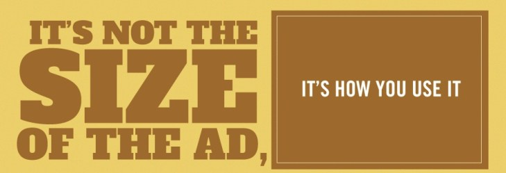 Size of the Ad
