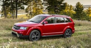 2015 Dodge Journey Information