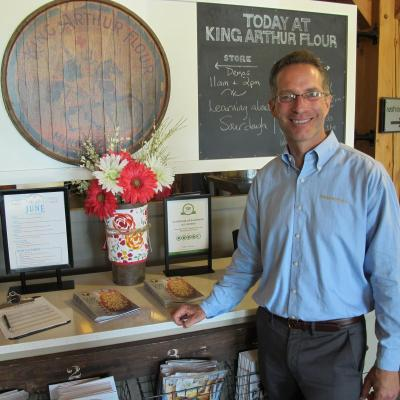 The Currency: Long Time CEO Of King Arthur Flour Steps Down | New Hampshire Public Radio