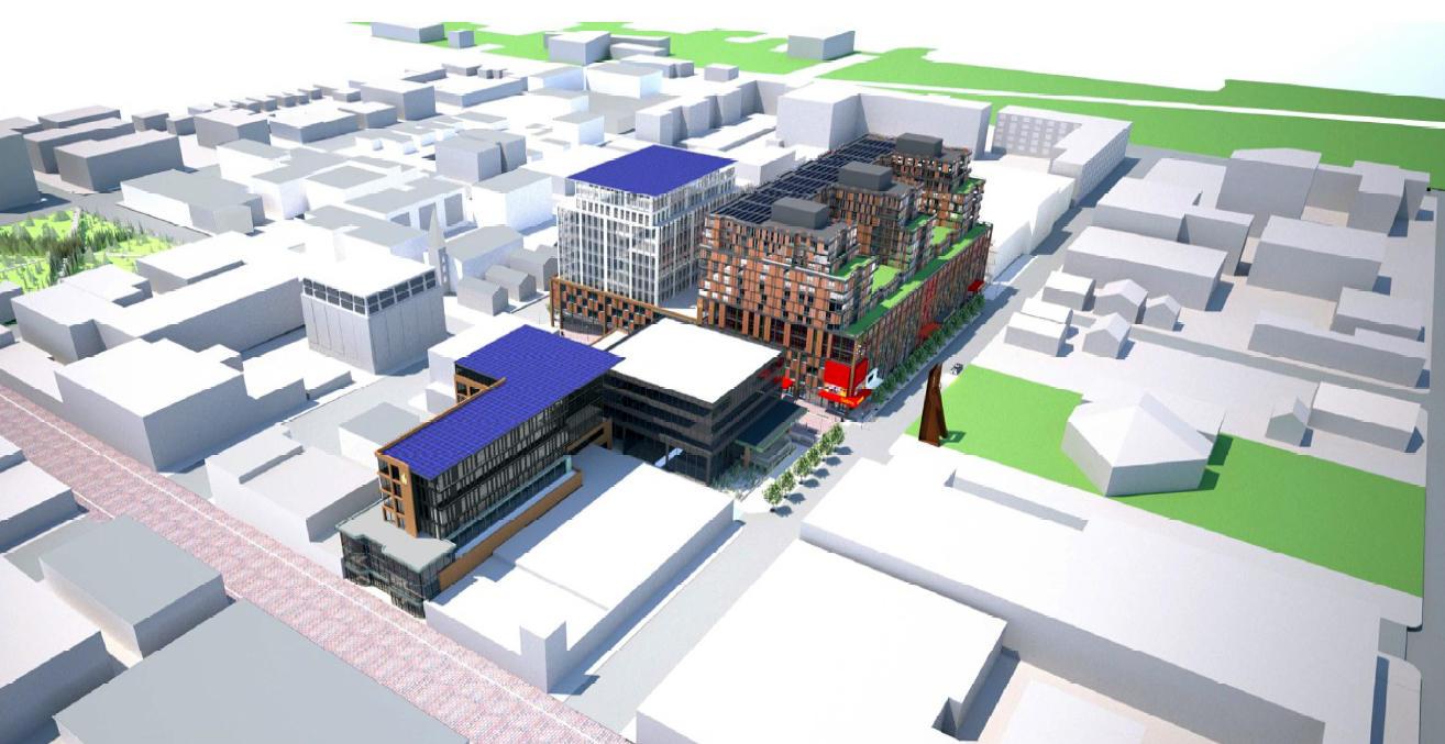 Fullsize Of Burlington Mall Map