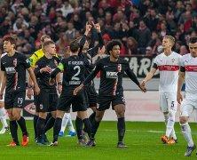 Video: Augsburg vs Stuttgart