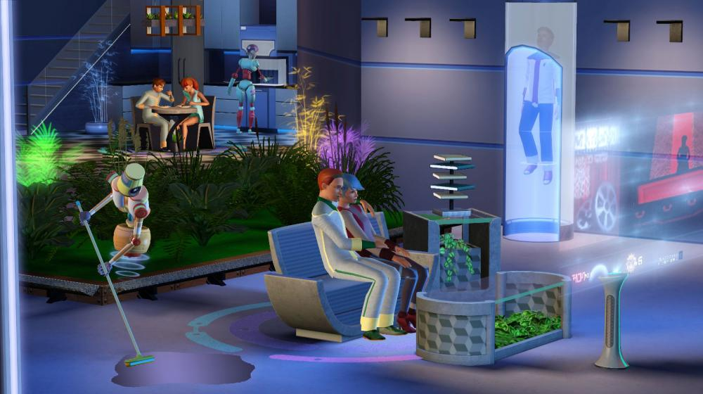 Smart Home bei Sims