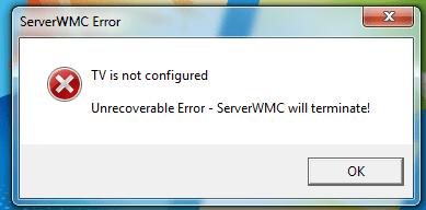 ServerWMCError