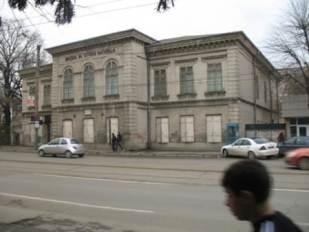 Casa Roset - Muzeul de Istorie Naturală, închis publicului, fără finanțare, în stare grava de degradare