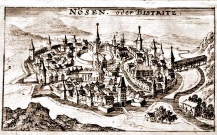 Cetatea Bistriței