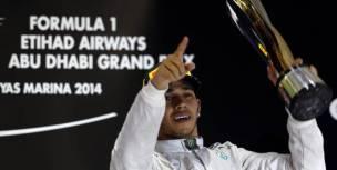 Lewis Hamilton, double champion du monde. (Reuters)