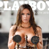Playboy South Africa, October 2014