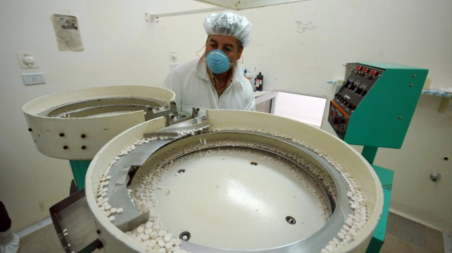 En la actualidad el Prozome está produciendo medicamentos para 35 hospitales.(Foto: Archivo)
