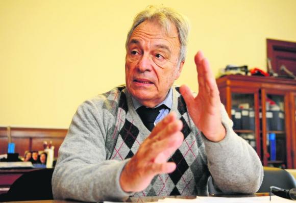 Jorge Quian, subsecretario de Salud Pública. Foto: archivo El País.