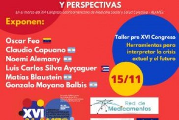 Taller pre XVI Congreso de ALAMES – República Dominicana