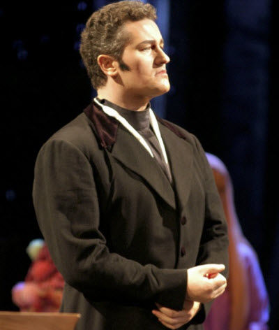 Lensky in Eugen Onegin San Francisco