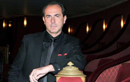 Conductor Daniele Callegari