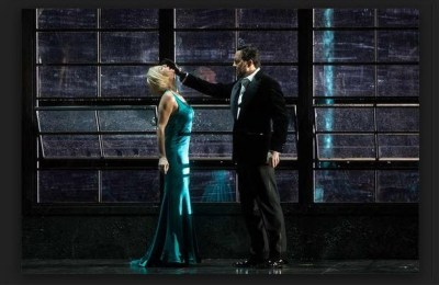 Nadja Michael and Mikhail Petrenko as the Bluebeards