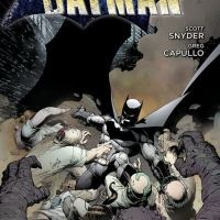 Review: Batman 1: Der Rat der Eulen (Graphic Novel)