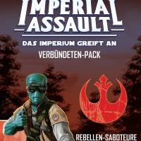 Review: Star Wars: Imperial Assault - Rebellen-Saboteure Verbündeten-Pack (Spiel)