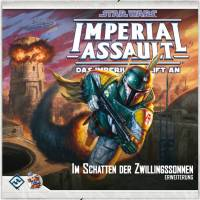 Review: Star Wars: Imperial Assault - Im Schatten der Zwillingssonnen (Spiel)