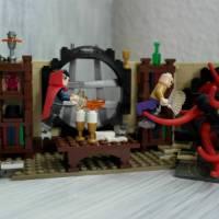 Review: LEGO Doctor Strange und sein Sanctum Sanctorum (Geek Stuff)