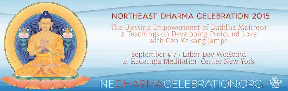 Northeast Dharma Celebration 2015