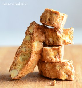 cantuccini - almond cookies 2