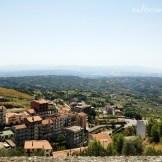 Saracena panoramic view 2