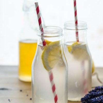 Lemon-Lavender Syrup