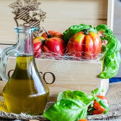 Tomato Salad – Southern Italian Style