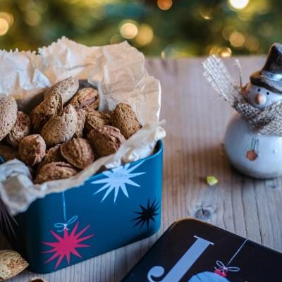 Torrone – Sicilian Almond Brittle