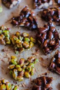 Torrone - Sicilian Almond Brittle