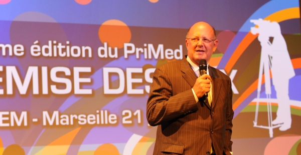 Rémy Pflimlin à la remise des prix du PriMed 2013