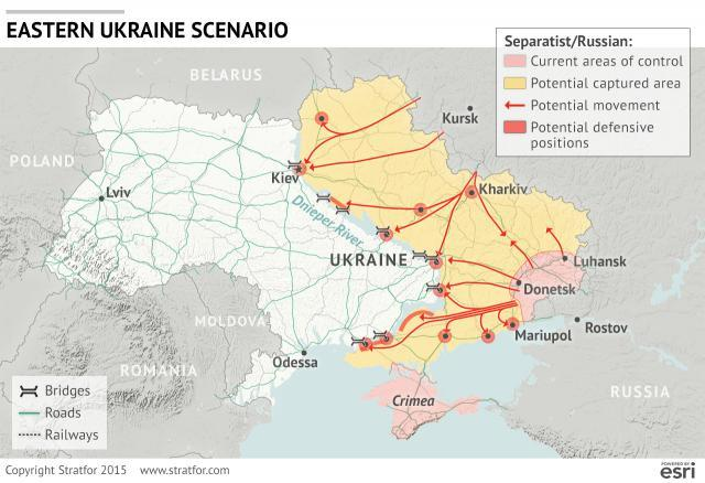 Ukrajina Scenar Dneper