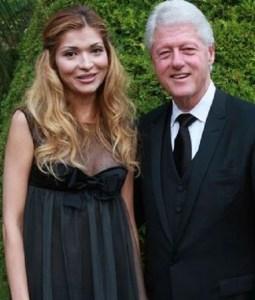 Gulnara-Karimova-and-Bill-Clinton-Cannes-film-festival-2009