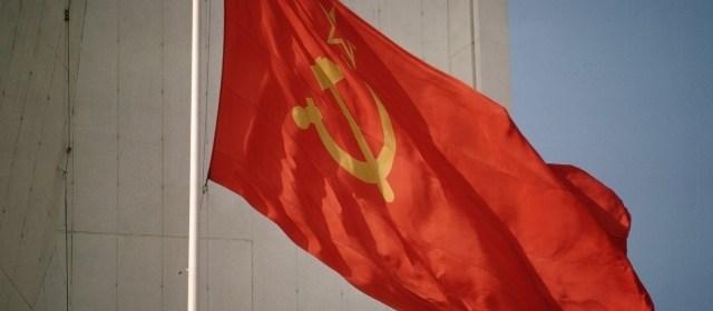 sovietska vlajka