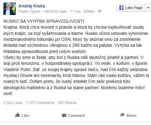 KiskaStatus