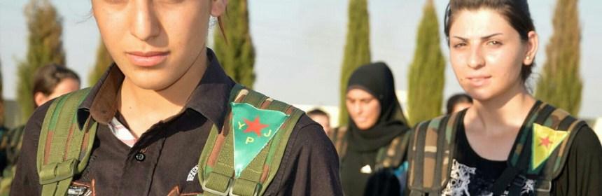 Kurdske bojovnicky