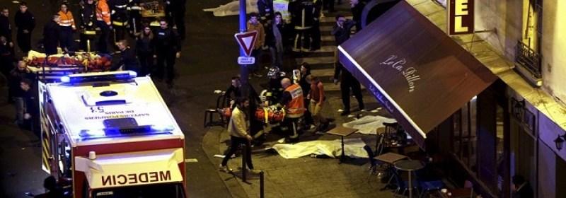 Pariz teror