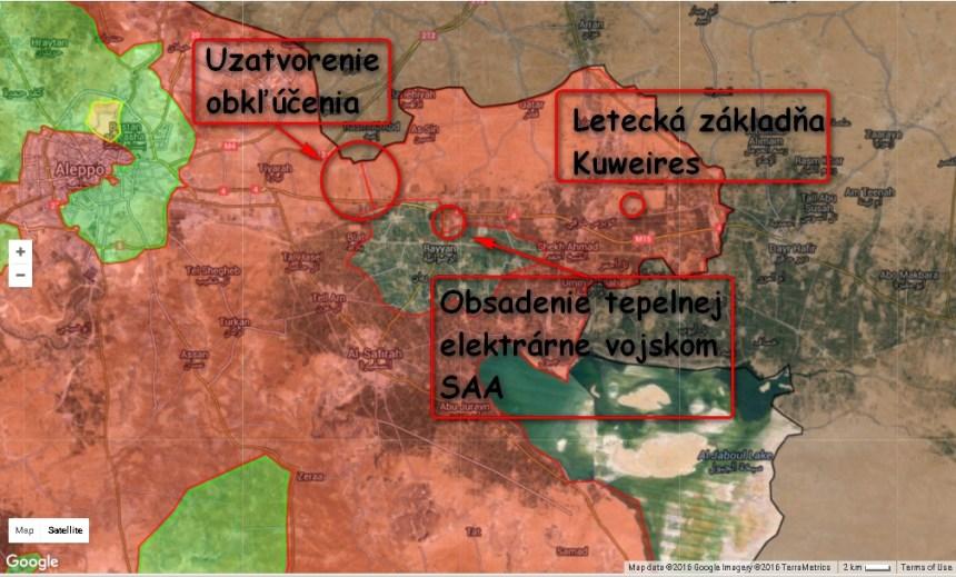 Syria 20-02.2016 Aleppo