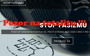 StopFasizmuPrezent