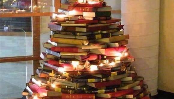 arbol de libros