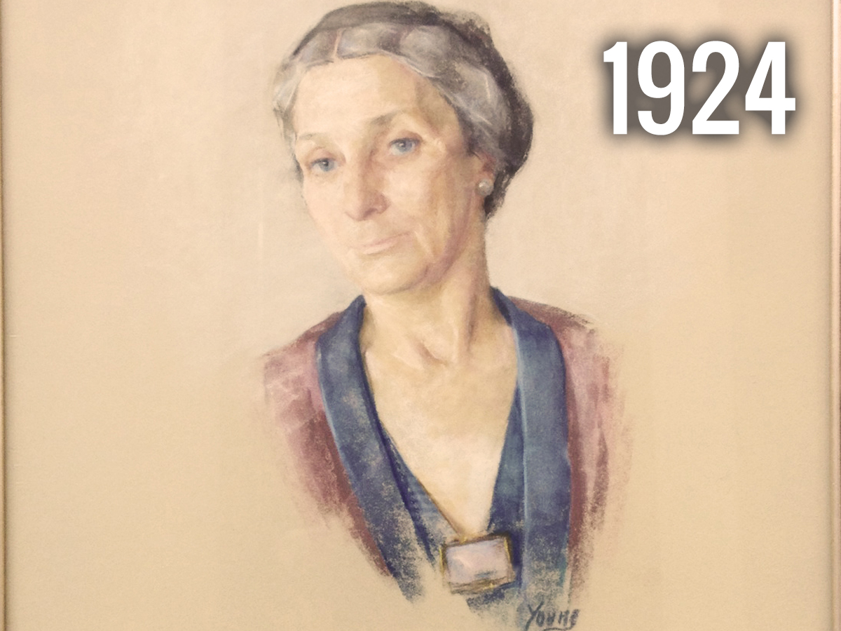 The roots of the Carey Institute go back to 1924 when Laura Talmage Huyck convened the Country Forums on Human Relations at her home as a reaction to the carnage of World War I, engaging international participants to promote global understanding and peaceful conflict resolution.