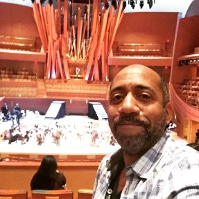 mark edward smith at Disney Hall