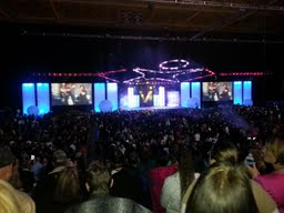 NST Training with Approx. 15,000 of my closest friends.