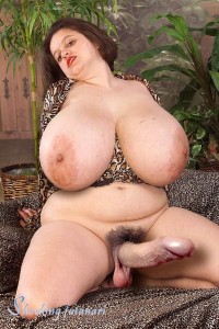 morbidly obese women nude