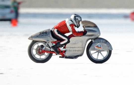 BUB Motorcycle Speed Trials
