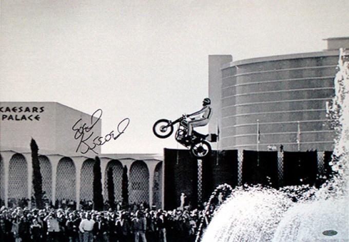 Evel Knievel Caesars Palace