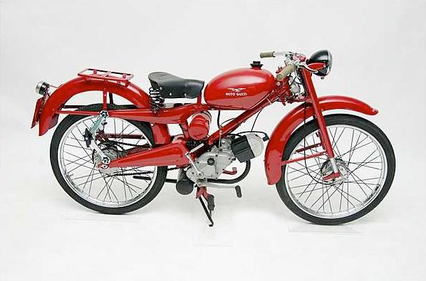 1957 Moto Guzzi Cardellino 65