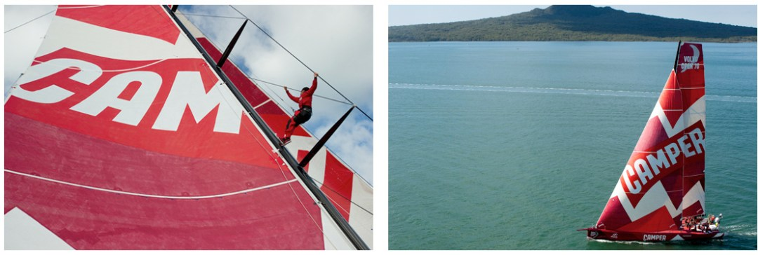 Camper's Boat :: Volvo Ocean Race 2011:: Farrow Design