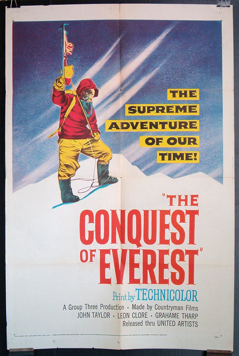 The Conquest of Everest (1954)