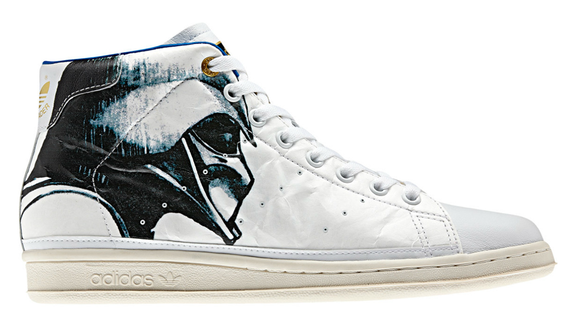 Star Wars Stan Smith 80s Mid Shoes :: Adidas