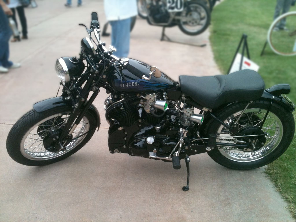 1949 Vincent Rapide :: Craigslist Find