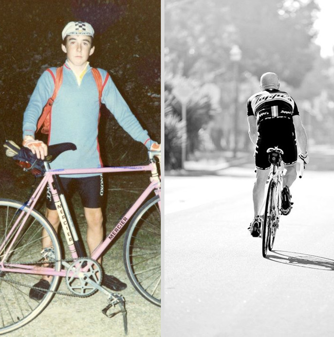 Benedict Campbell - Then and Now